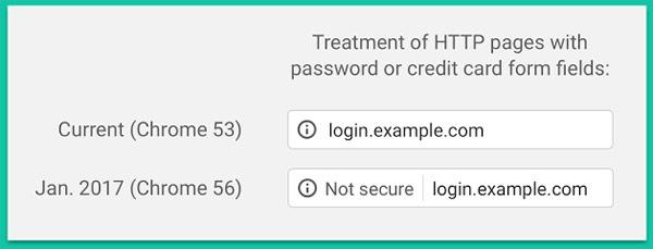Google Chrome - varnostno opozorilo