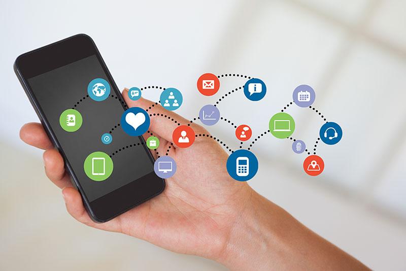 Brskanje na mobilnih napravah