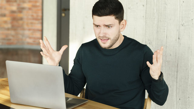 Težave ob registraciji domene